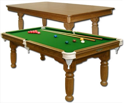 Majestic Snooker D Dining Table