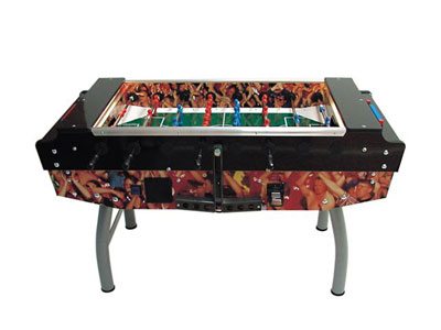 Player Football Table
