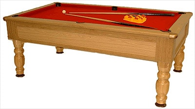 Buckingham Pool Table