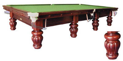Victorian Snooker Table
